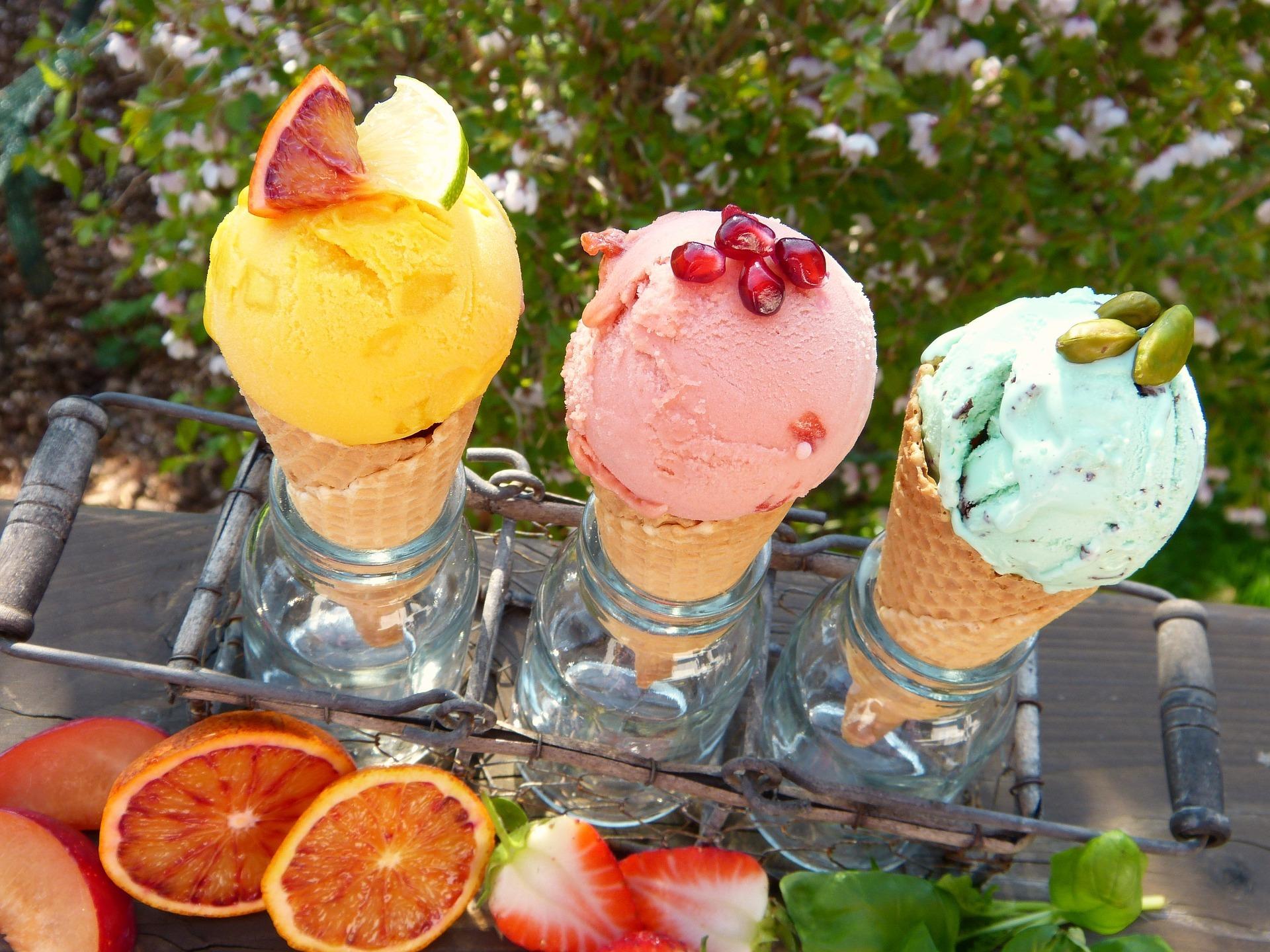 Kennen Sie schon unsere neuen Eissorten?