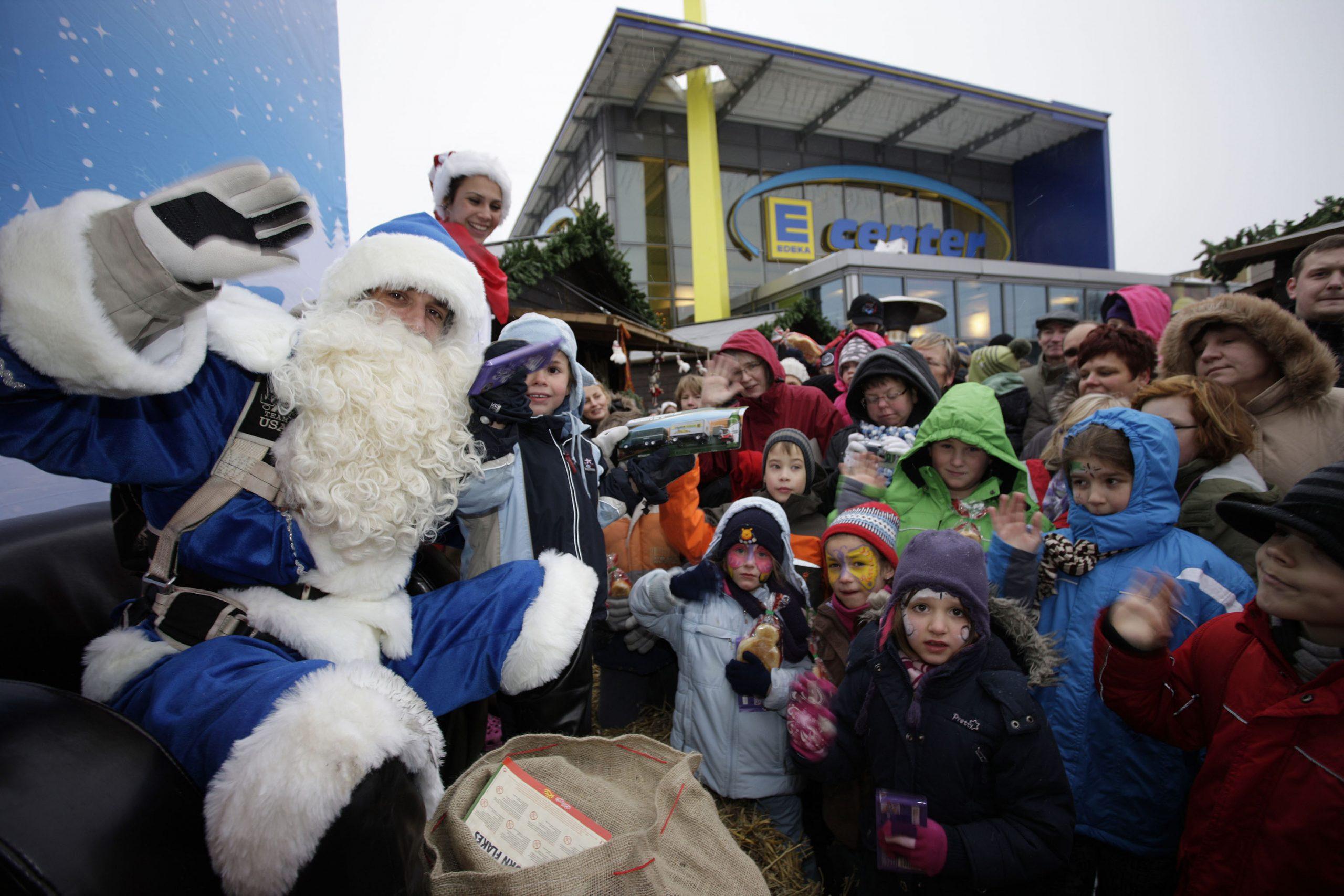 Nikolaus-Tag im Angerbogen