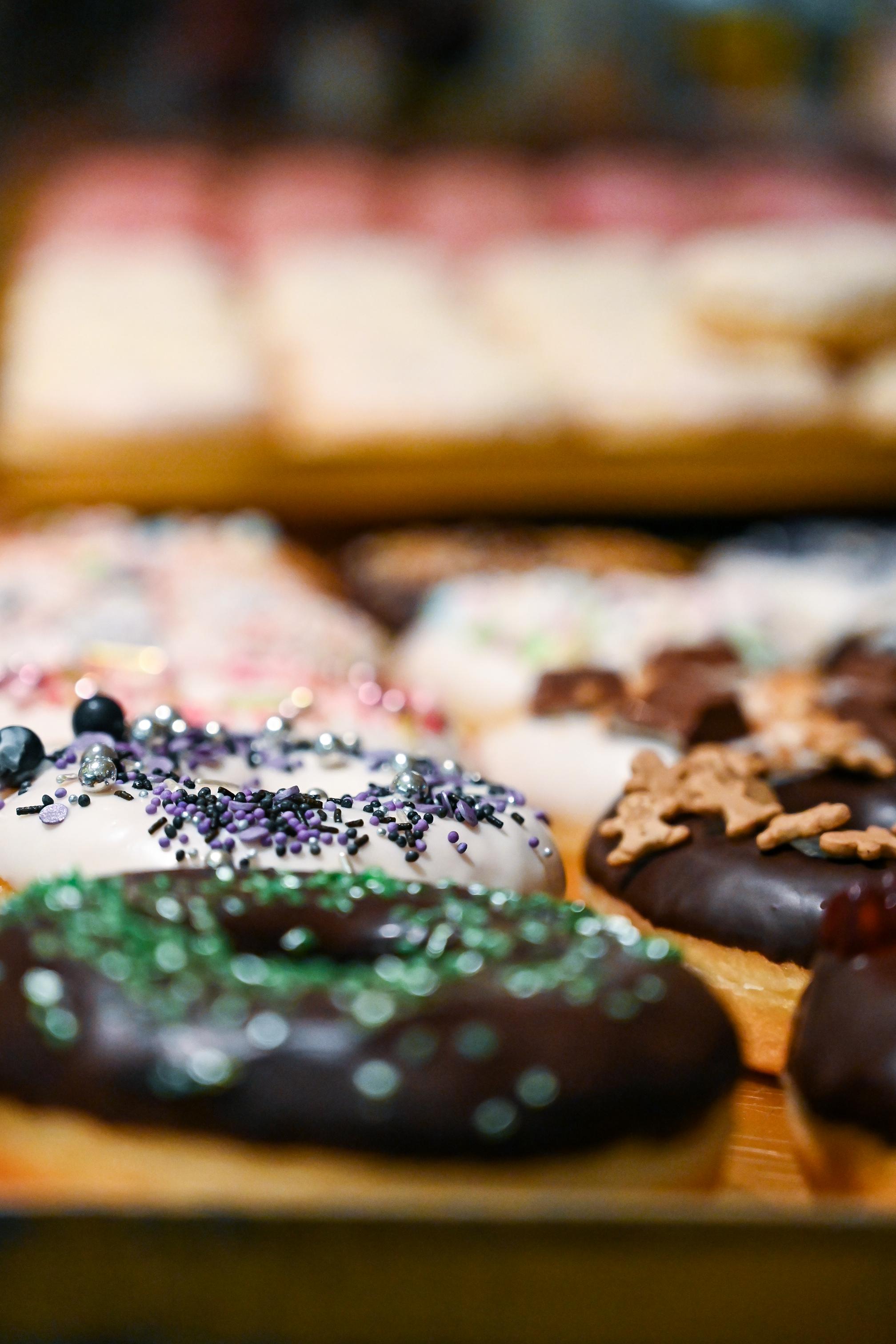 Zaubern Sie sich Ihren Donut selbst!
