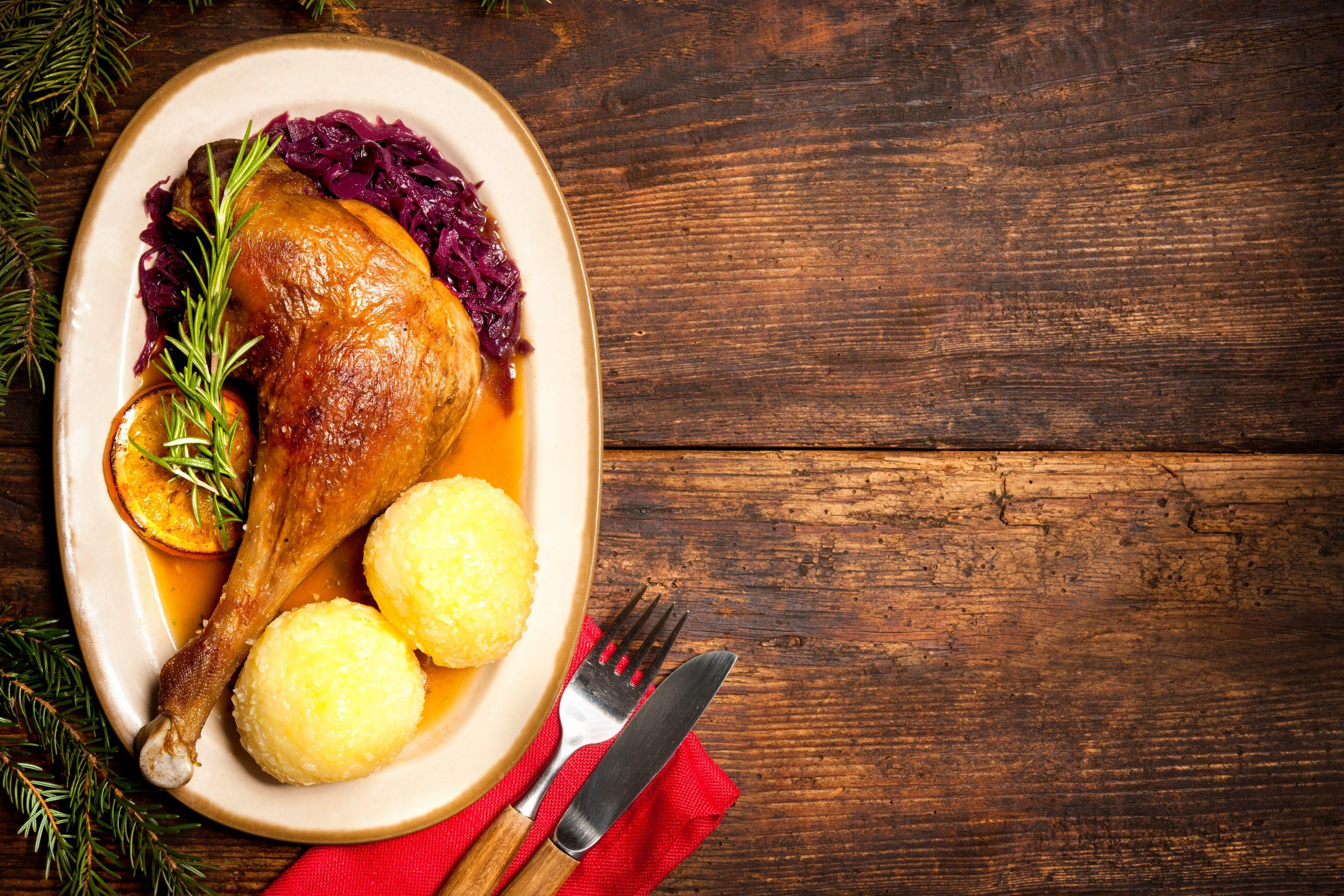 Unser Menü für die Feiertage – ab sofort für Sie zu bestellen!