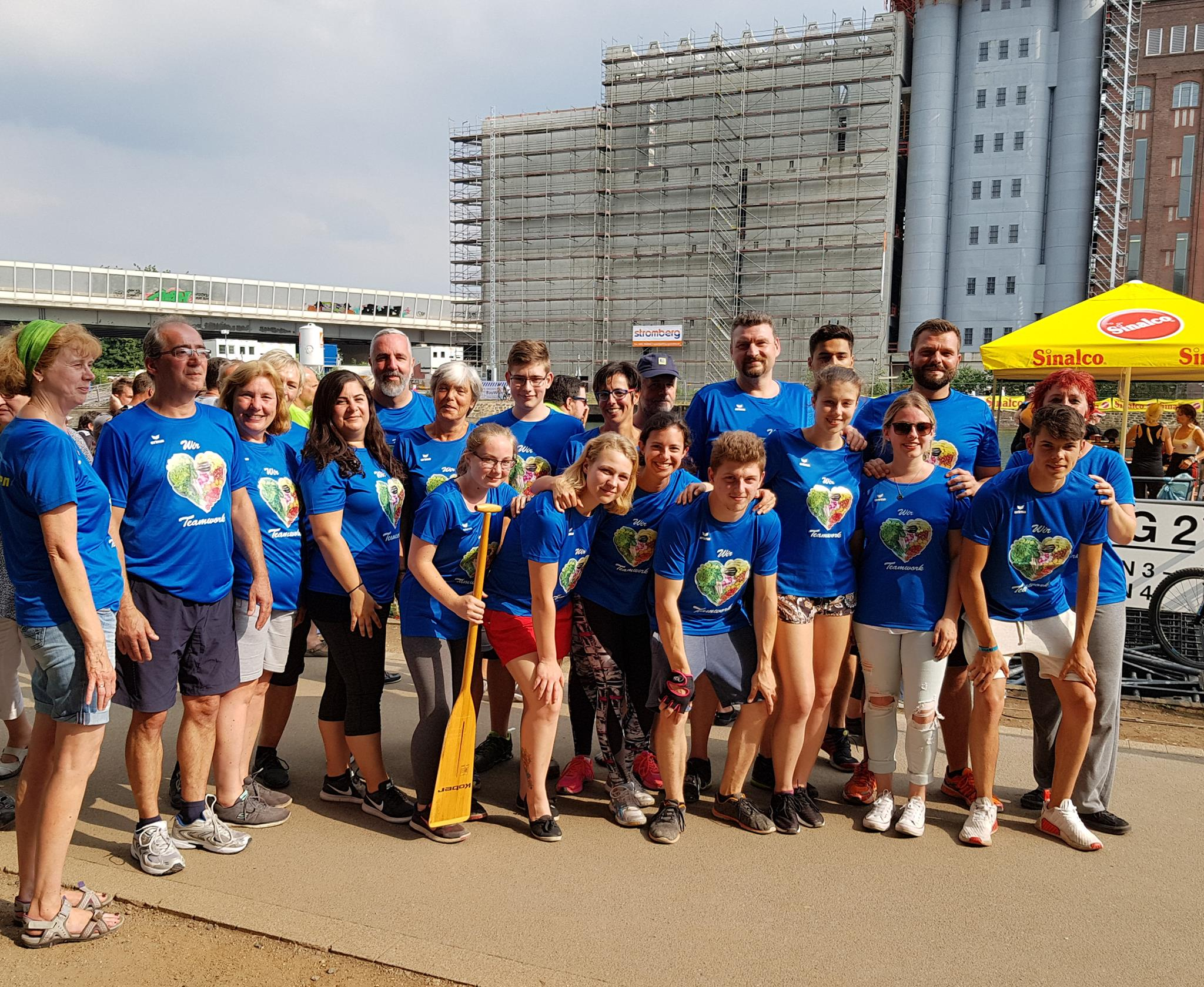 Read more about the article Drachenboot 2018