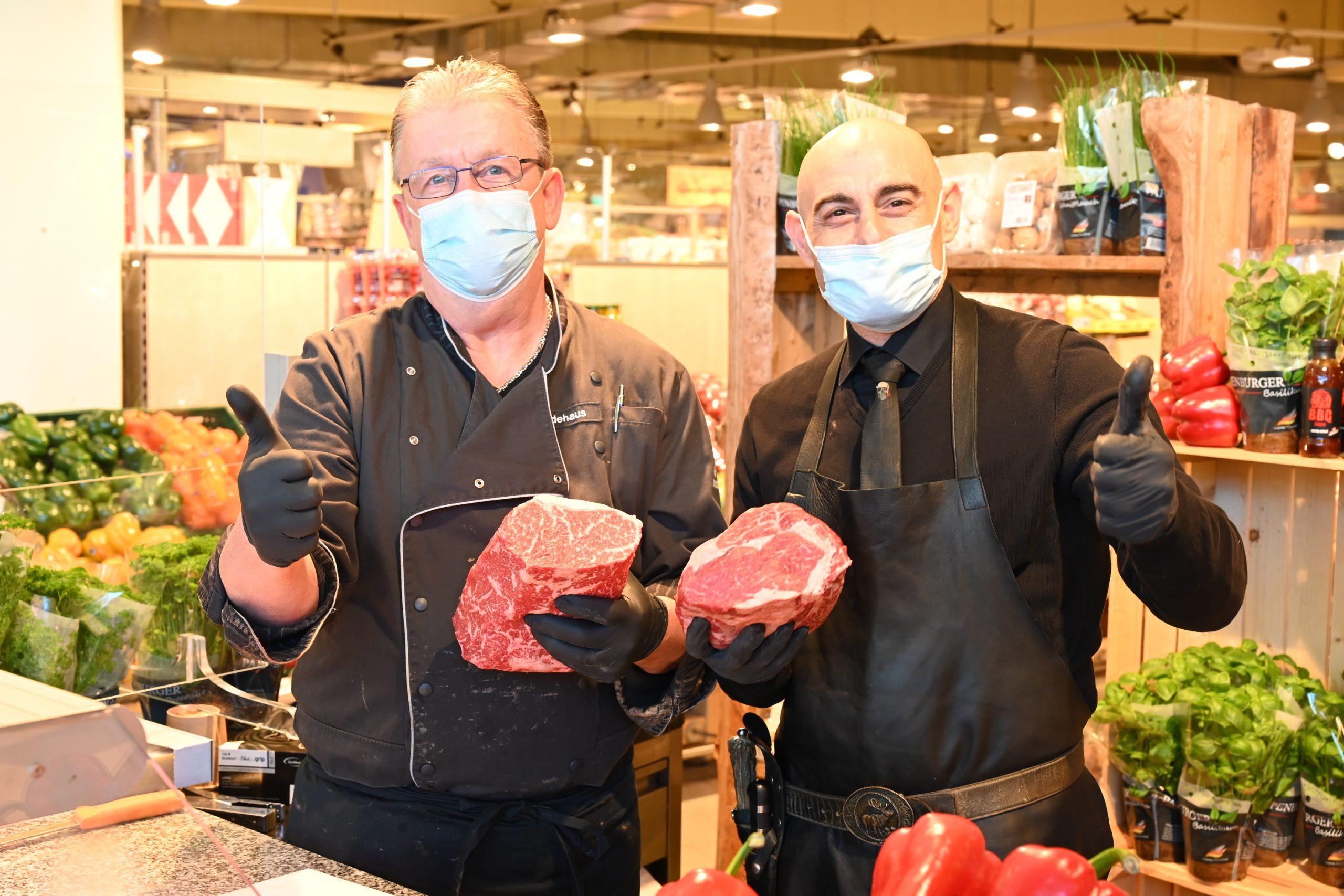 Steak – Parade bei uns im E-Center