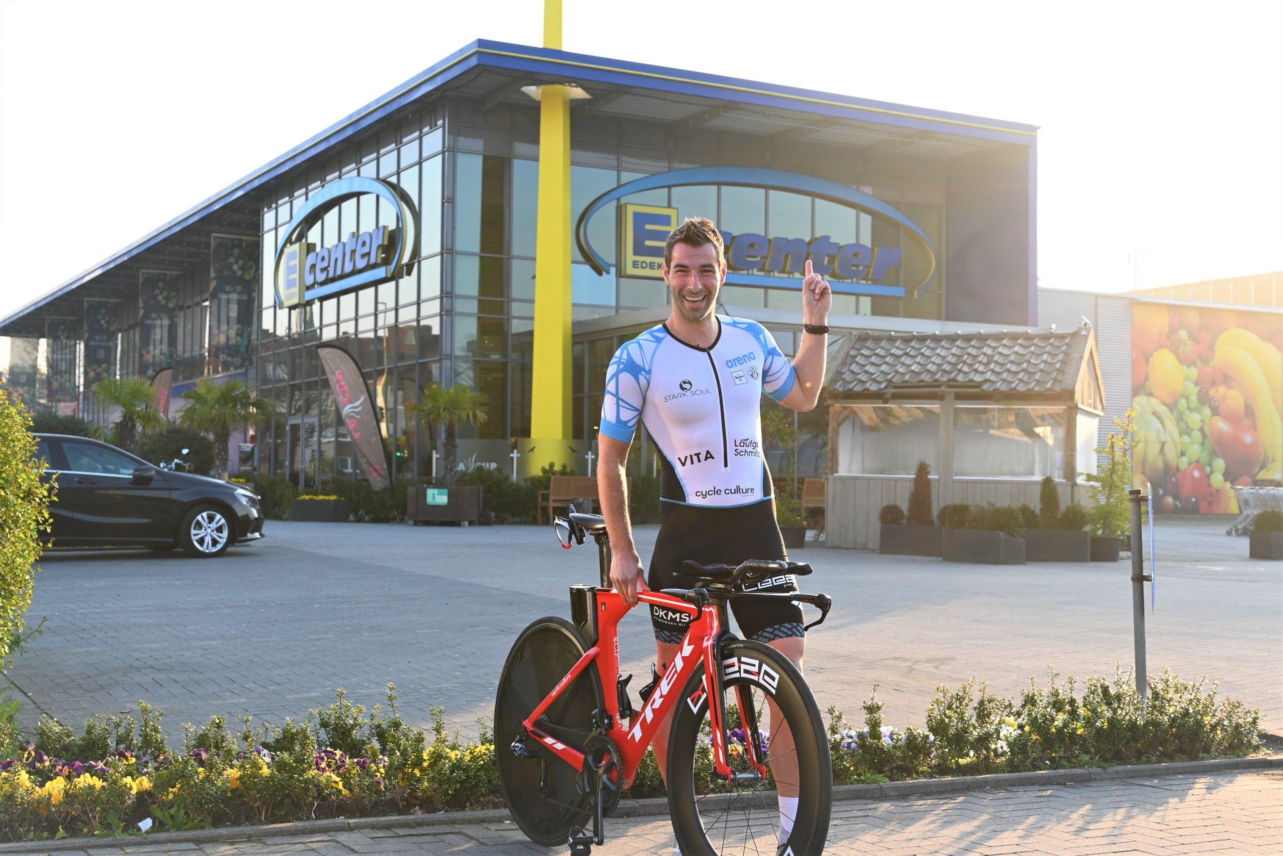 Wir unterstützen Sven Wies auf seinem Weg nach Hawaii!