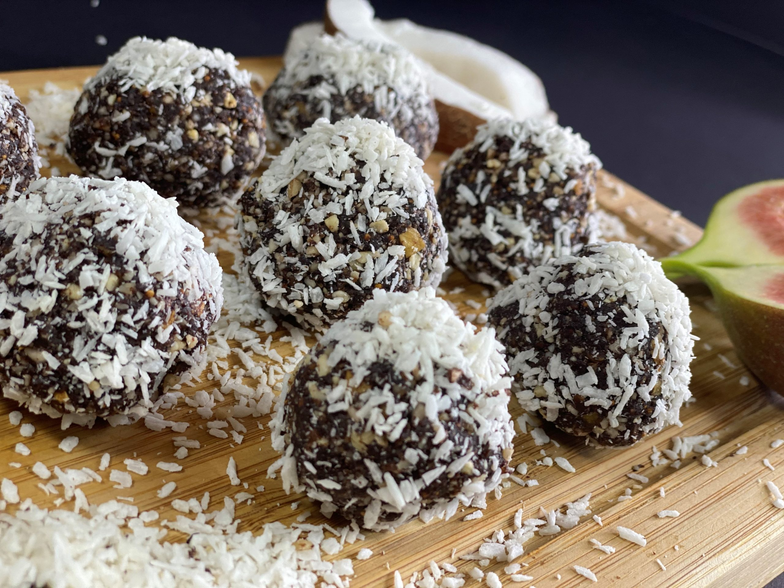 Read more about the article Rezept Kakao-Energyballs
